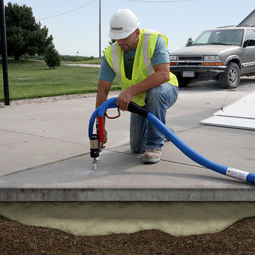 Concrete Leveling Contractor In Knoxville Chattanooga