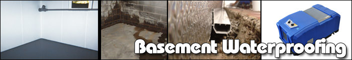 Basement Waterproofing in TN and KY, including Johnson City, Maryville & Knoxville.