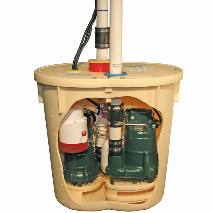 Sump Pump Systems In Tennessee Patented Sump Pump