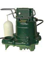 cast-iron zoeller sump pump systems available in Elizabethton, Tennessee and Kentucky