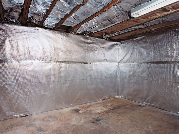 Attractive ... An Energy Efficient Radiant Heat And Vapor Barrier For A Dayton Basement  Finishing Project Nice Ideas